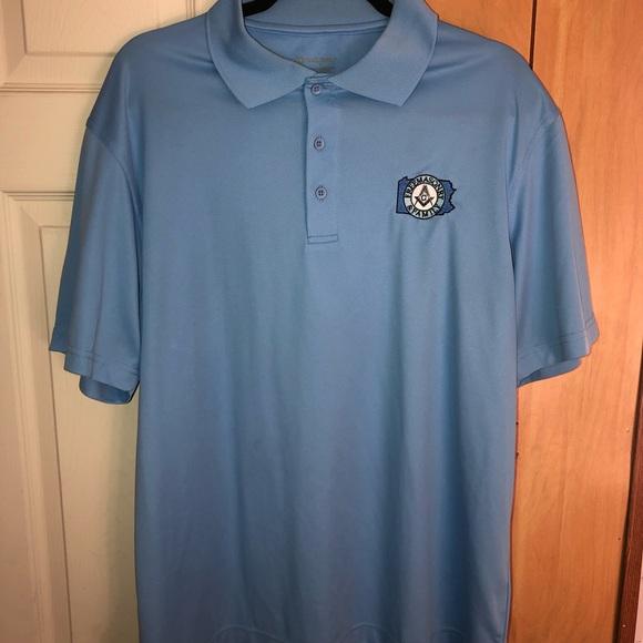 6eef0114a Free Mason Shirts | Mens Sports Polo Shirt Size Large | Poshmark